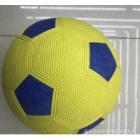 小学生足球 3号4号5号橡胶足球 皮球 体育课拍拍球