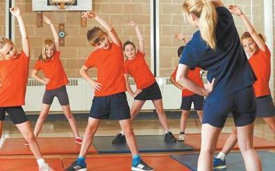 培养贯穿终生的锻炼习惯