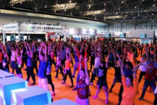 2020上海国际健身与康体博览会  简称: FIBO CHINA