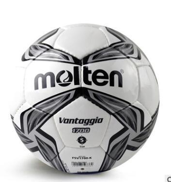 摩腾molten足球 F5V1700 学生成人5号标准11人制手缝比赛训练足球