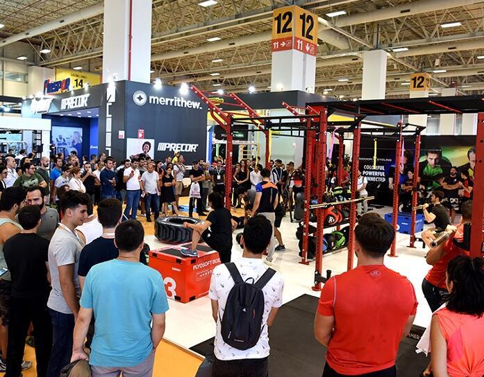 土耳其伊斯坦布尔体育运动及健身展览会