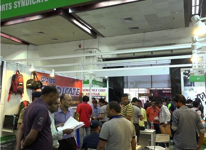 印度新德里体育用品展览会