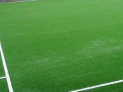 人造草坪要如何进行固定呢?