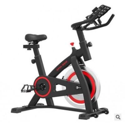 体育用品室内静音动感单车 家用多功能健身自行车运动健身器材