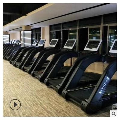 亿迈健身房商用智能跑步机家用款大型多功能跑步机超静音家庭室内