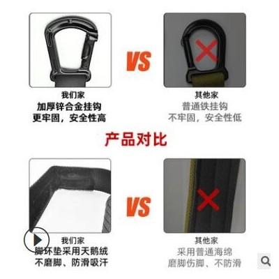门上单杠吊带悬臂悬挂式训练带拉力带TRP4X跨境腹肌健身带厂家