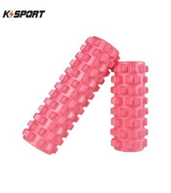 狼牙棒 按摩泡沫滚轴瑜伽柱健身肌肉放松器筋膜棒滚轮琅琊棒空心