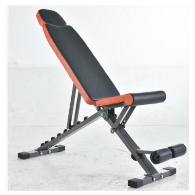 哑铃凳仰卧起坐运动健身器材家用男辅助腹肌板健身椅飞鸟卧推凳
