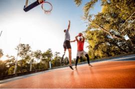 激烈角逐 大同市职工篮球赛正式落幕